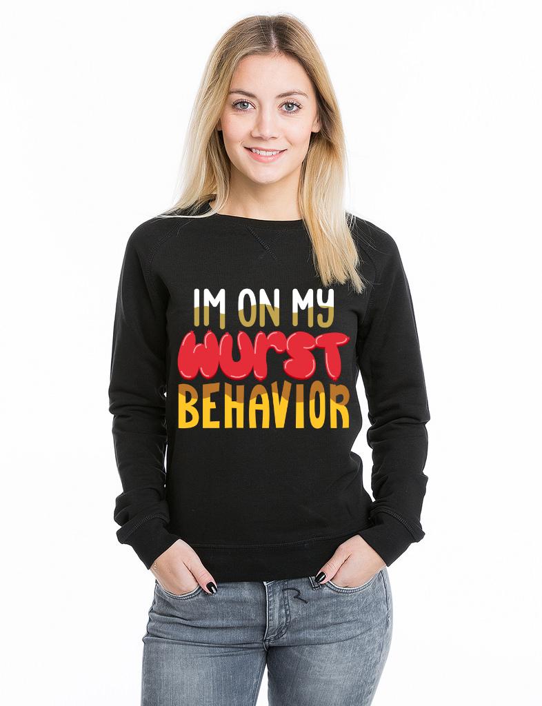 I'm on my Wurst behavior